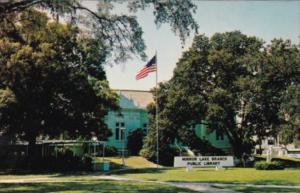 Florida St Petersburg Mirror Lake Branch Public Library