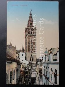 Old PC Spain: Sevilla, La Giralda