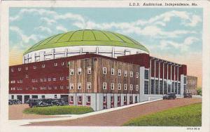 L. D. S. Auditorium, Independence, Missouri, 1930-1940s
