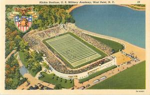 Michle Stadium U.S. Military Academy West Point NY New York