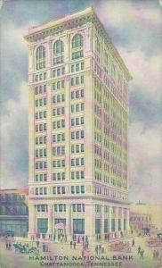Tennessee Chattanooga Hamilton National Bank