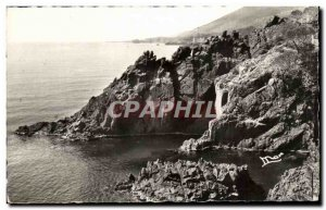 Postcard Modern Trayas Fataises of & # 39Esterel
