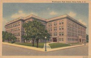 SIOUX FALLS , South Dakota;  30-40s ; Washington High School