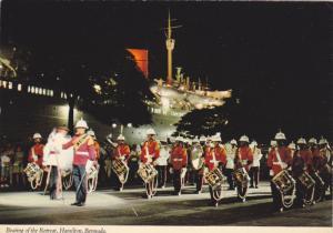Beating of Retreat , HAMILTON , Bermuda , 50-70s