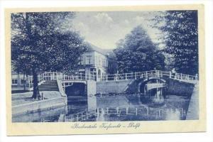 Delft (South Holland), Netherlands, 1910-1920s   Brabantsche Turfmarkt