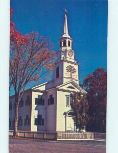 Unused Pre-1980 CHURCH SCENE St. Andrews NEW BRUNSWICK L4001