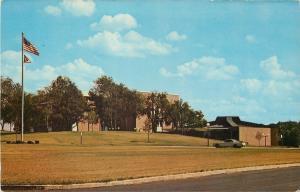 Canton Ohio~Kent State University~Stark County Branch~1960s Postcard