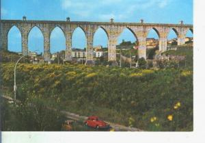 Postal 014133: Acueducto del siglo XVIII en Lisboa, Portugal