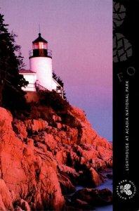Maine Acadia National Park Lighthouse