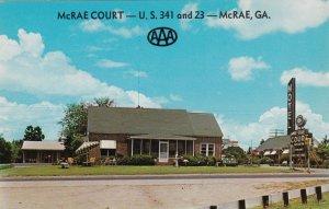 Georgia McRae The McRae Court sk2286