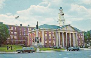 Massachusetts Webster Municipal Building & Auditorium 1974