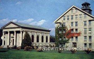 La Salette Seminary in Enfield, New Hampshire