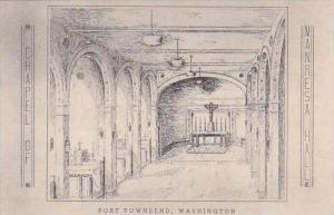Washington Port Townsend Albertype