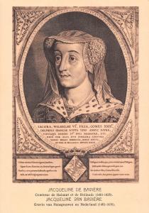 Jacqueline de Baviere Comtesse de Hainaut et de Hollande