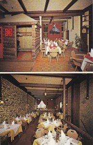 MONTREAL , Quebec , 1950-60s ; Catalogne Restaurant & Bar