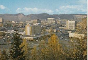 PRINCE GEORGE , B.C. , Canada , 1950-70s