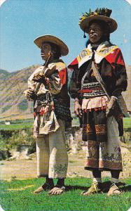 Mexico Tepic Nayarit Natives From The Nayar Mountains
