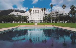 View of the Arrowhead Springs Hotel,  San Bernardino,  California,   40-60s