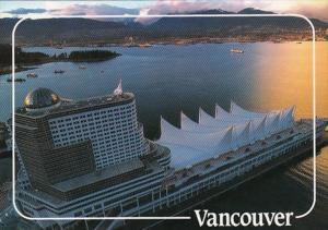 Canada British Columbia Vancouver World Trade & Convention Centre