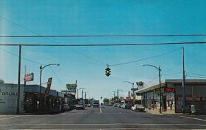 Main Street , MOSES LAKE , Washington , 50-60s