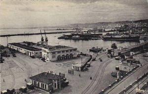 Boats/Ships, La Gare Maritime Et Le Port, Alger, Algeria, Africa, 1900-1910s