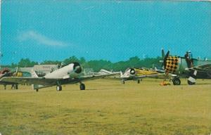 Wisconsin Oshkosh Wittman Field Warbirds Experimental Aircraft As...