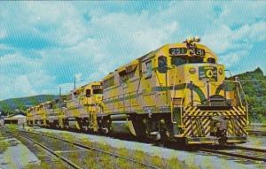 Maine Central Railroad GP-38 Locomotive #251