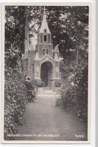 Guernsey; Church At Les Vaubelets RP PPC, Unposted, By Photochrom