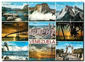 Postcard Modern Venezuela
