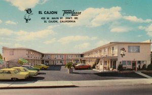EL CAJON , California, 40-60s : Travelodge