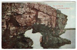 Mt. Desert Island, Maine, Star Crevice