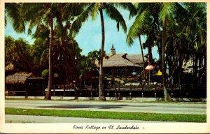 Florida Fort Lauderdale Kona Kottage