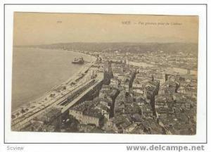 NICE,France,Vue generale prise du Chateau,00-10s
