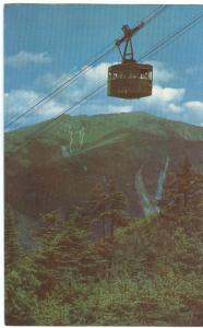 Cannon Mountain Aerial Tramway Franconia Notch New Hampshire