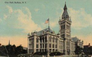 BUFFALO , New York , 1914 ; City Hall