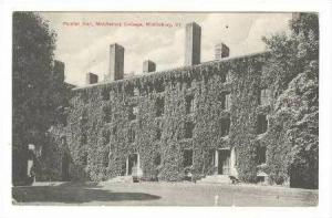 Painter Hall, Middlebury College, Middlebury, Vermont, PU-1911