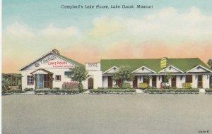 LAKE OZARK , Missouri , 1910s ; Campbell's Lake House