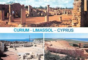 Cyprus Limassol Temple of Apollo Curium The Sanctuary of Apollo