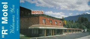 REVELSTOKE , B.C. , Canada , 50-80s ; R Motel