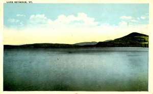 VT - Lake Seymour
