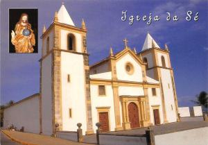 Brasil Olinda Igreja da Se Church