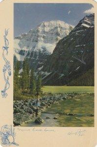 Mont Edith Cavell , Alberta , Canada , 50-70s