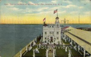Capt Youngs Residence, Million Dollar Pier Atlantic City NJ 1913