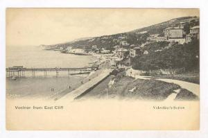 Ventnor from East cliff, UK, 00-10s