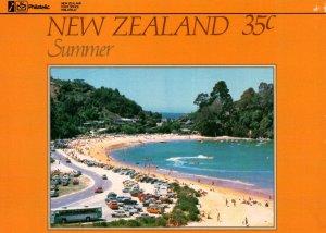 Kaiteriteri Beach,New Zealand BIN