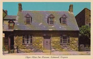 Edgar Allan Poe Museum Richmond North Carolina