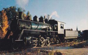 Wolfeboro Railroad 1926 Baldwin Locomotive New Hampshire
