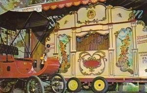 Georgia Dutch Fairground Organ Displayed At The Eatery At Stone Mountain Village