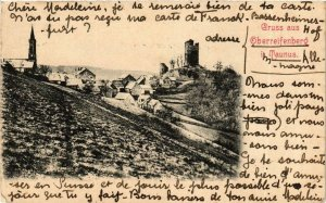 CPA AK Taunus Gruss aus Oberreifenberg GERMANY (931177)