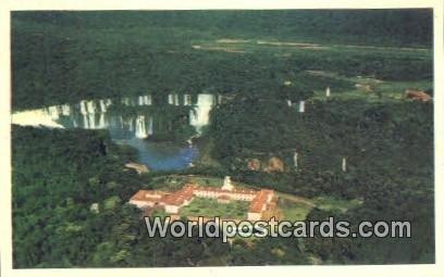 Hotel Das Cataratas Foz Do Iguacu Brazil Unused